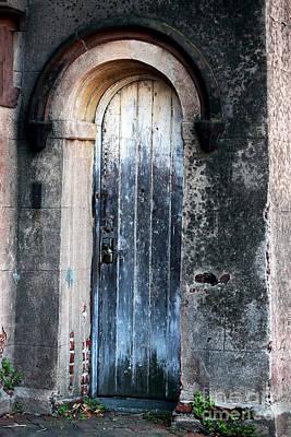 Photograph - Jail Door by John Rizzuto