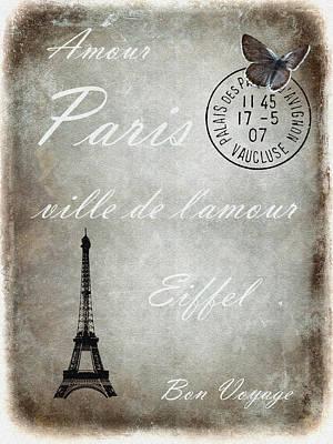 Jaime La France 2 Art Print