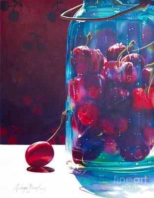 Painting - Jam Packed by Arlene Steinberg
