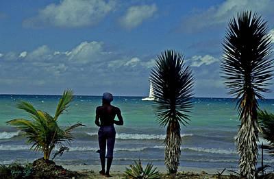 Photograph - Jamaica Beach by George Tuffy
