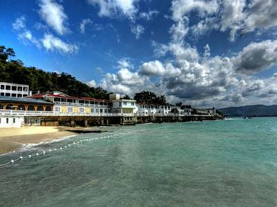 Photograph - Jamaica - Montego Bay 001 by Lance Vaughn