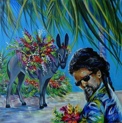 Jamaica.part One Art Print by Anna  Duyunova
