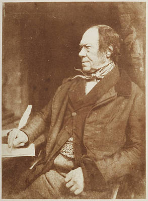 Portaits Photograph - James Aytoun by British Library