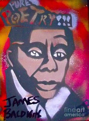James Baldwin Original by Tony B Conscious
