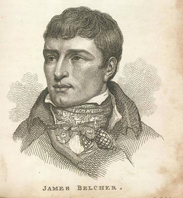 James Belcher Art Print