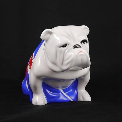 Photograph - James Bond - British Bulldog - Jack 1 by Richard Reeve