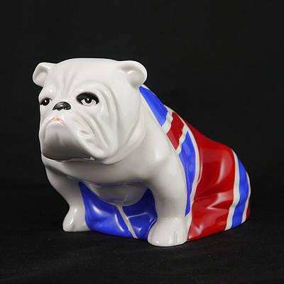 Photograph - James Bond - British Bulldog - Jack 2 by Richard Reeve