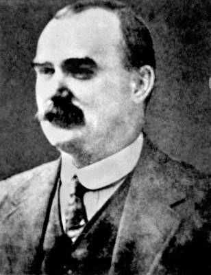 Photograph - James Connolly (1870-1916) by Granger