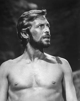 James Franciscus In Beneath The Planet Of The Apes  Art Print by Silver Screen