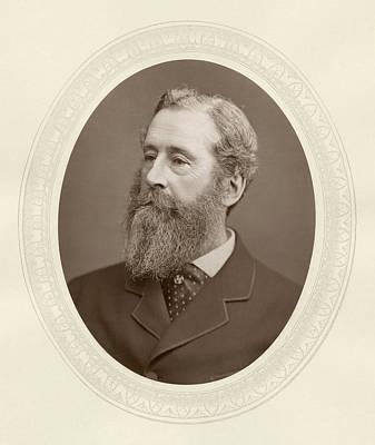 James Hamilton (1811-1885) Art Print