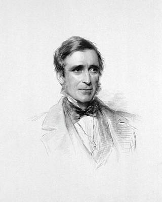 James Paget Art Print by National Library Of Medicine