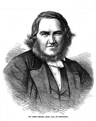 James Simpson (1811-1870) Print by Granger