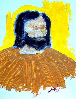 James The Apostle Son Of Zebedee 1 Original by Richard W Linford