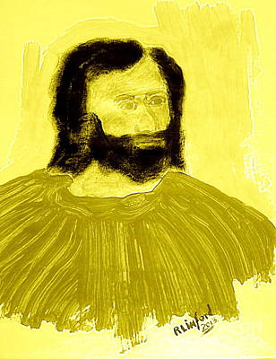James The Apostle Son Of Zebedee 3 Original by Richard W Linford