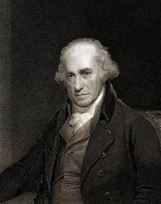 Watt Photograph - James Watt by Chemical Heritage Foundation