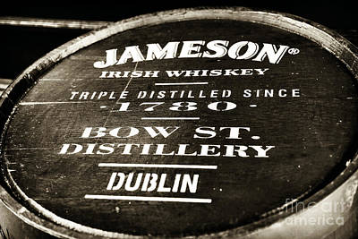 Photograph - Jameson Dublin by John Rizzuto
