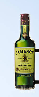 Photograph - Jameson Irish Whiskey by Liz Leyden