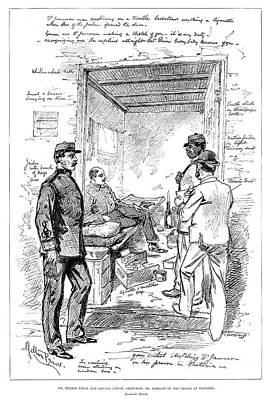Jameson Raid, 1896 Art Print by Granger