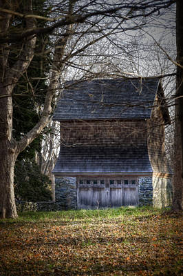 Jamestown House Art Print