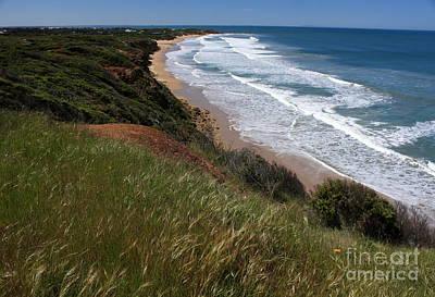 Photograph - Jan Juc Beach by Amanda Holmes Tzafrir