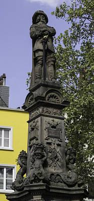 Jan Von Werth Cologne Art Print