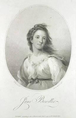 Jane Bondler Art Print by British Library
