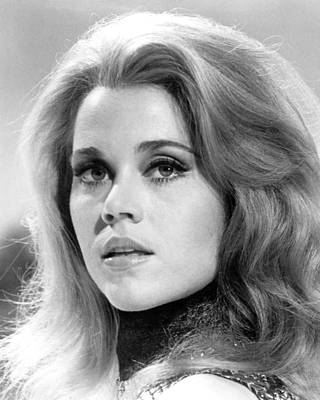 Fonda Photograph - Jane Fonda In Barbarella  by Silver Screen