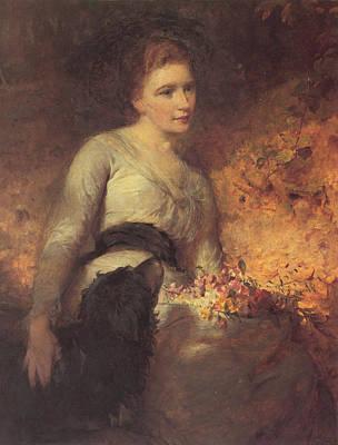 Jane Isabella Baird Art Print