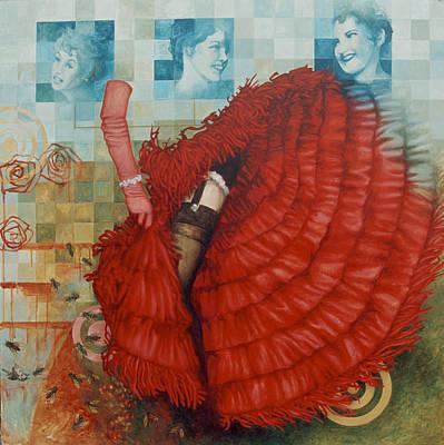 Jane Of The Waking Universe Original by Sandra Cohen