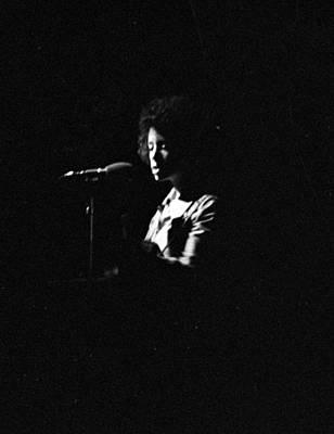 Photograph - Janis Ian Main Point by Glenn McCurdy