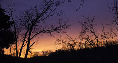 Tlk Designs Photograph - January 2015 Sunrise by Teresa Mucha