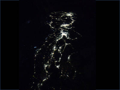 Photograph - Japan At Night by Ahp