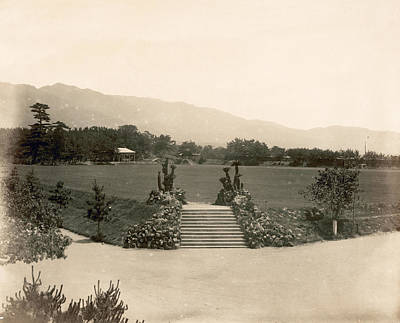 Kobe Photograph - Japan Kobe, 1880s by Granger
