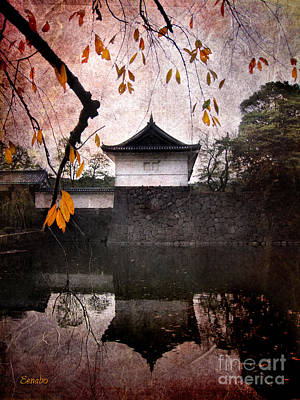 Photograph - Japanese Autumn by Eena Bo