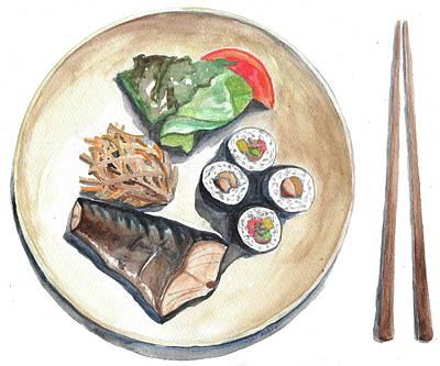 Food Photograph - Japanese Food by Kana hata