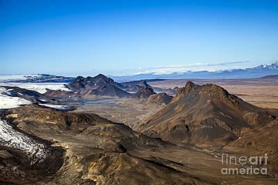 Photograph - Jarllhettur Iceland by Gunnar Orn Arnason