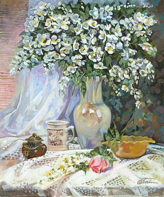Jasmine Original by Olga Panina