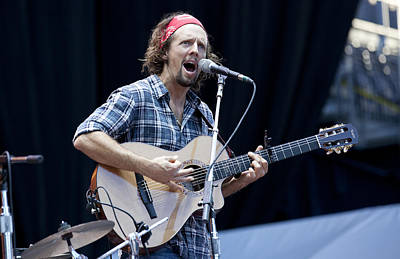 Photograph - Jason Mraz by Shawn Everhart