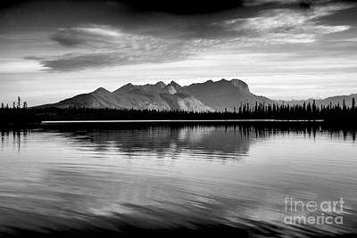 Jasper Lake Art Print by Dan Jurak