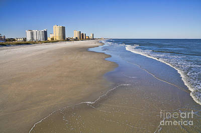 Photograph - Jax Beach by Diane Macdonald