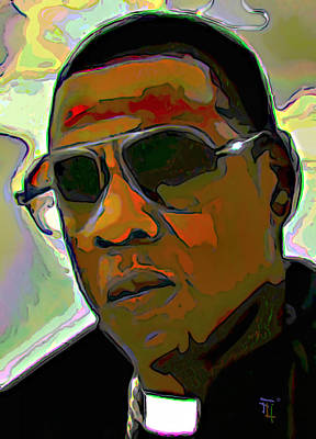 Jay Z Original by  Fli Art