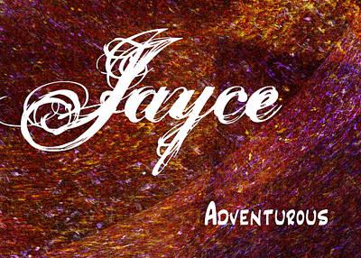 Jayce - Adventurous Print by Christopher Gaston