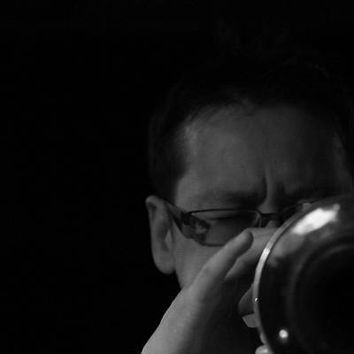 Music Photograph - #jazz #shanghai #canon70d by Nick Valenzuela