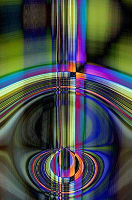 Performance Mixed Media - Jazz by Tom Druin