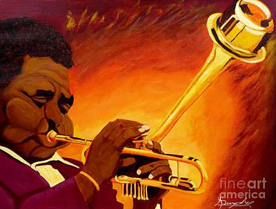 Jazzman Dizzy Gillespie Original