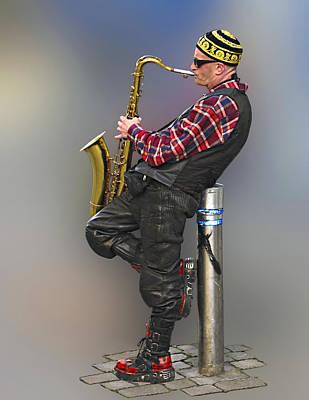 Jazzman Original by Kevin Woodbury