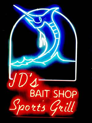 Photograph - Jd's Sports Grill by Steven Parker