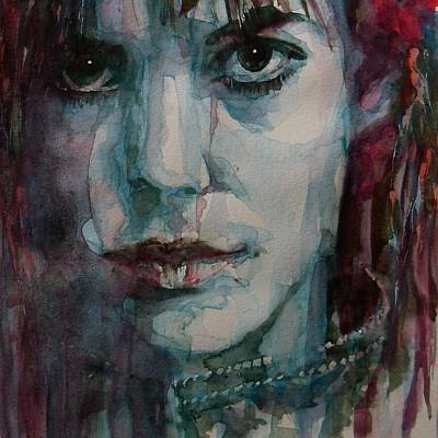 Sixties Painting - Je T'aime by Paul Lovering