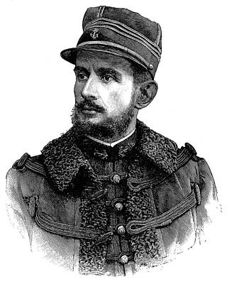Major General Photograph - Jean-baptiste Marchand by Science Photo Library