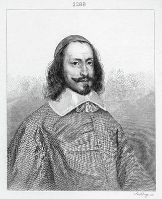 Gondi Painting - Jean Francois-paul De Gondi (1613-1679) by Granger